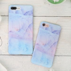 Accessories - *NEW iPhone X/XS/7/8/Plus Gradient Marble Case